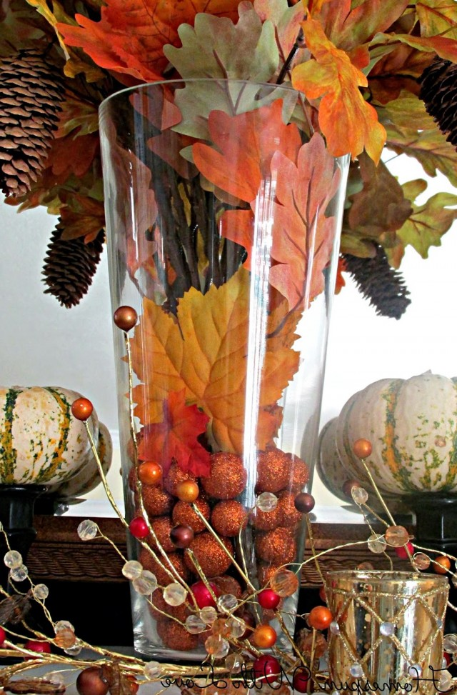 Fall Vase Filler Ideas
