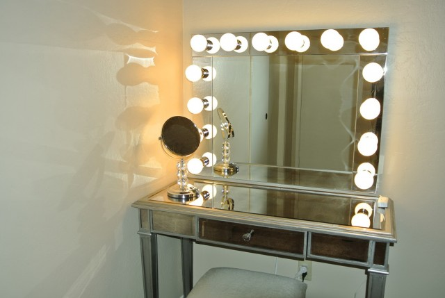 Lighted Makeup Mirror Costco