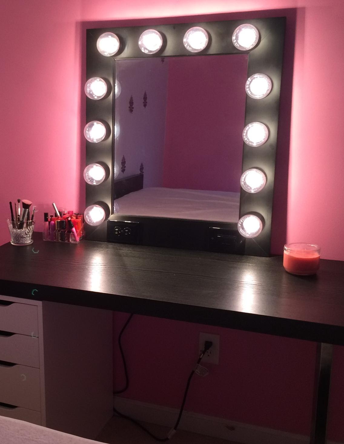Makeup Mirror With Lights Uk