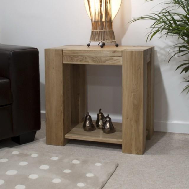 Oak Side Tables For Living Room