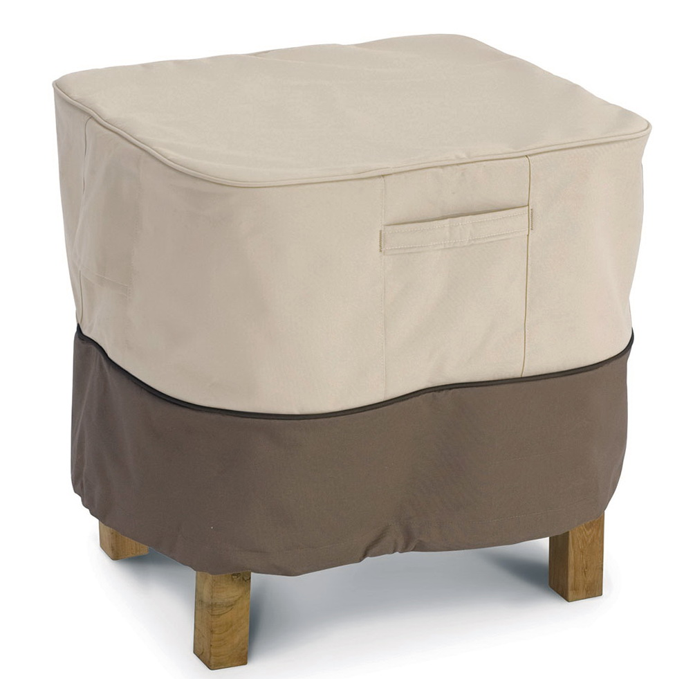 Round Side Table Cover
