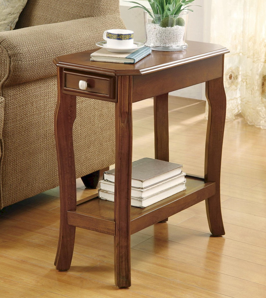 Small Side Table With Storage