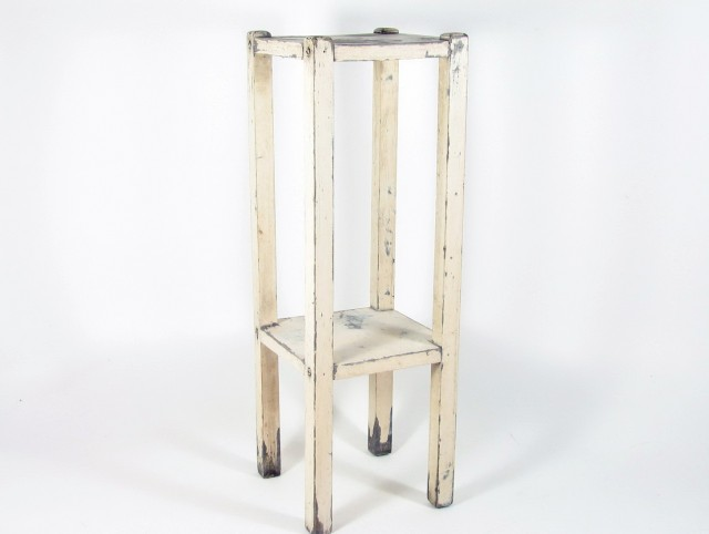 Tall Narrow Side Table
