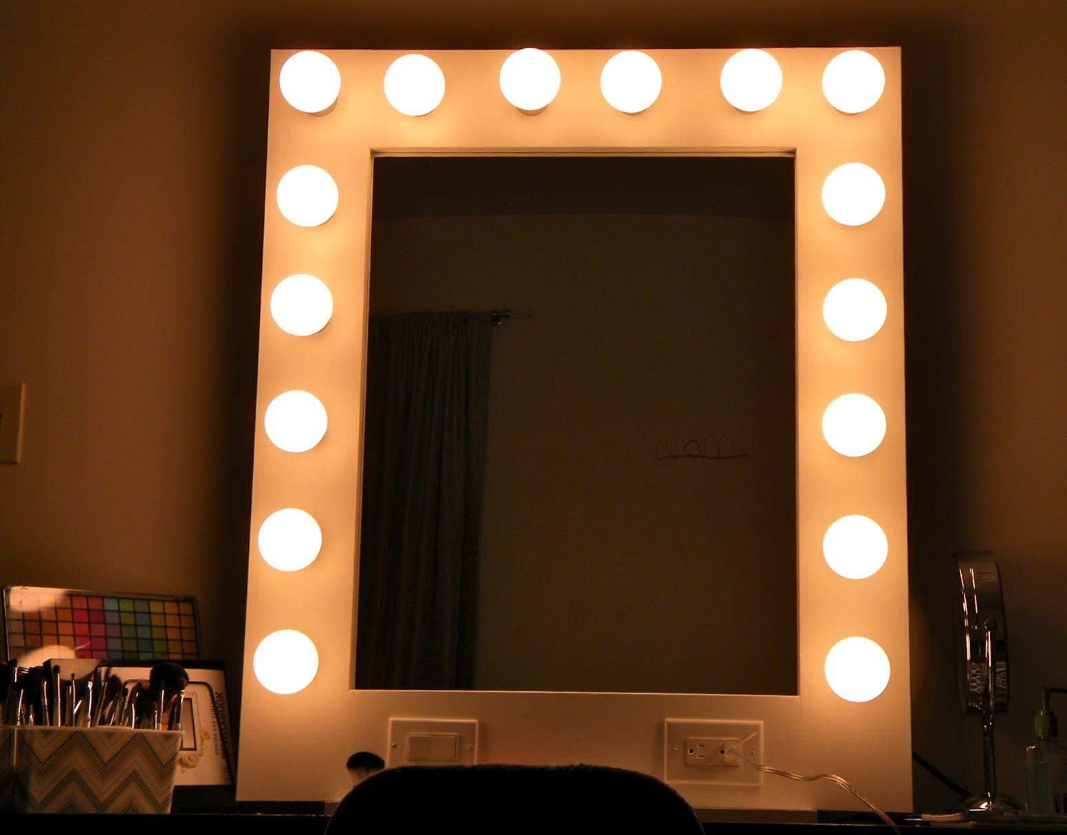 Vanity Mirror With Lights Uk