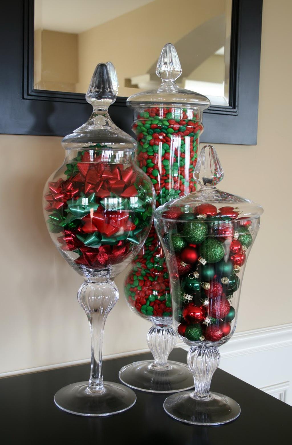Vase Filler Ideas For Christmas