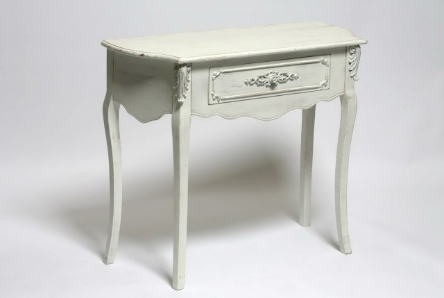 White Accent Tables Sale