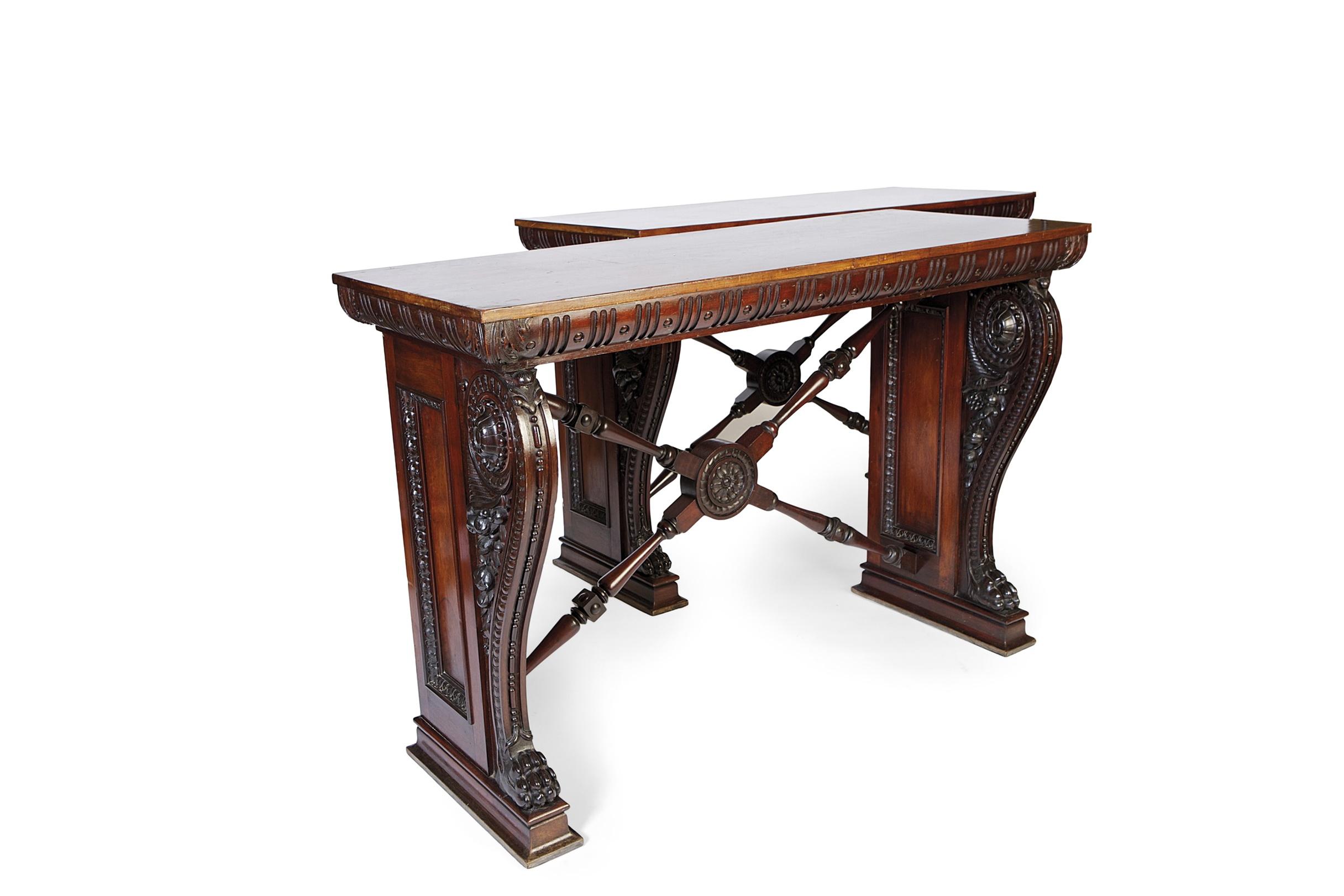 Antique Console Table Ireland