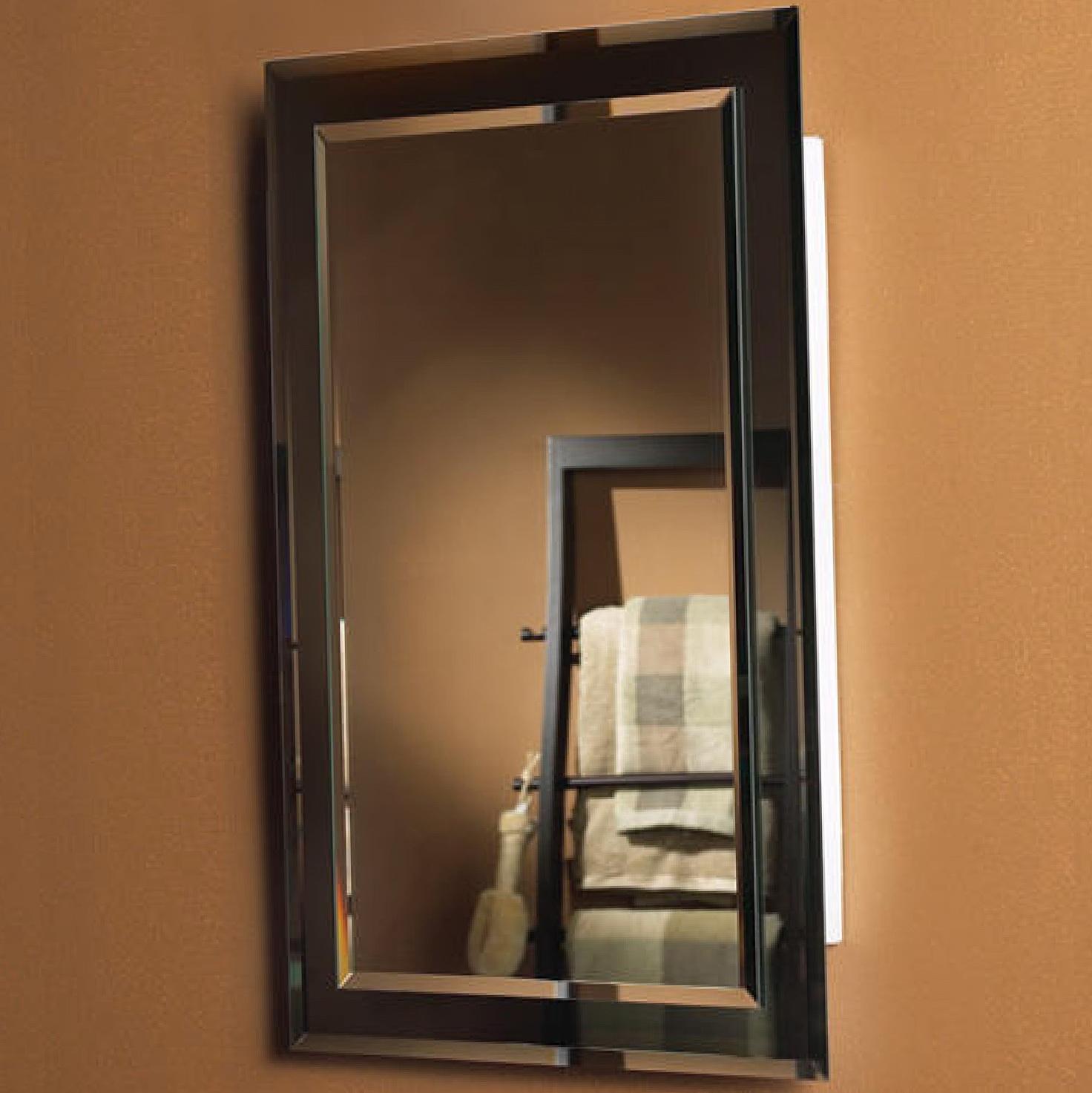 Bathroom Mirror Cabinets Recessed