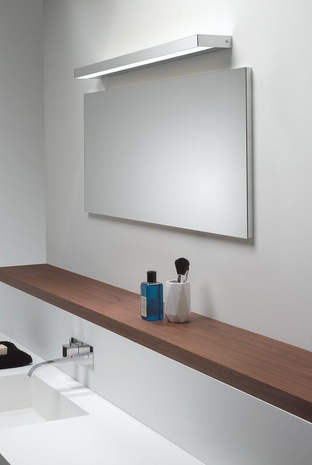 Bathroom Wall Mirrors Chrome