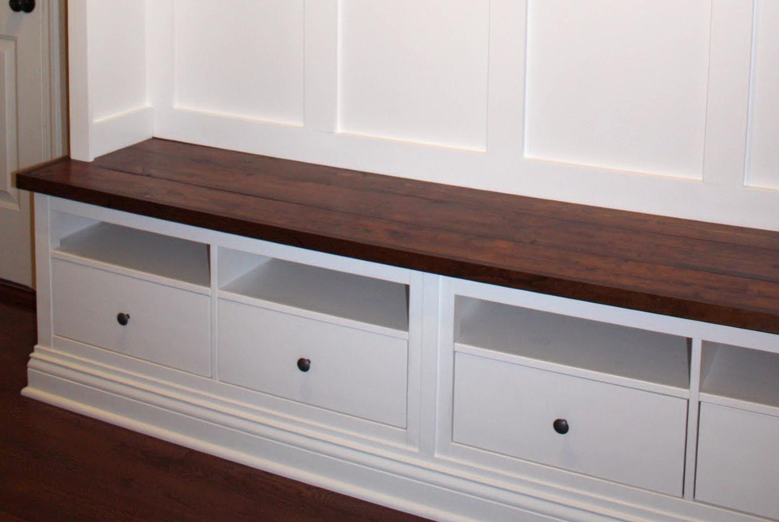 Bedroom Storage Bench Ikea