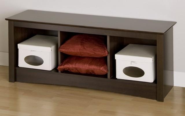 Bedroom Storage Bench Plans