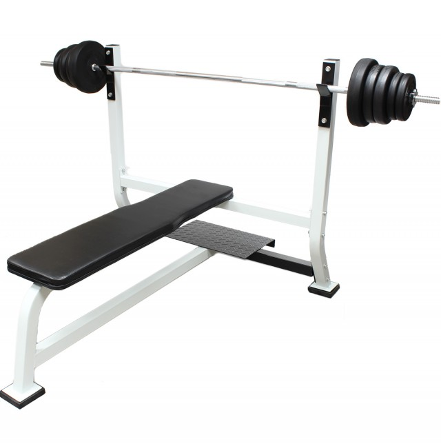 Bench Press Machine Bar Weight