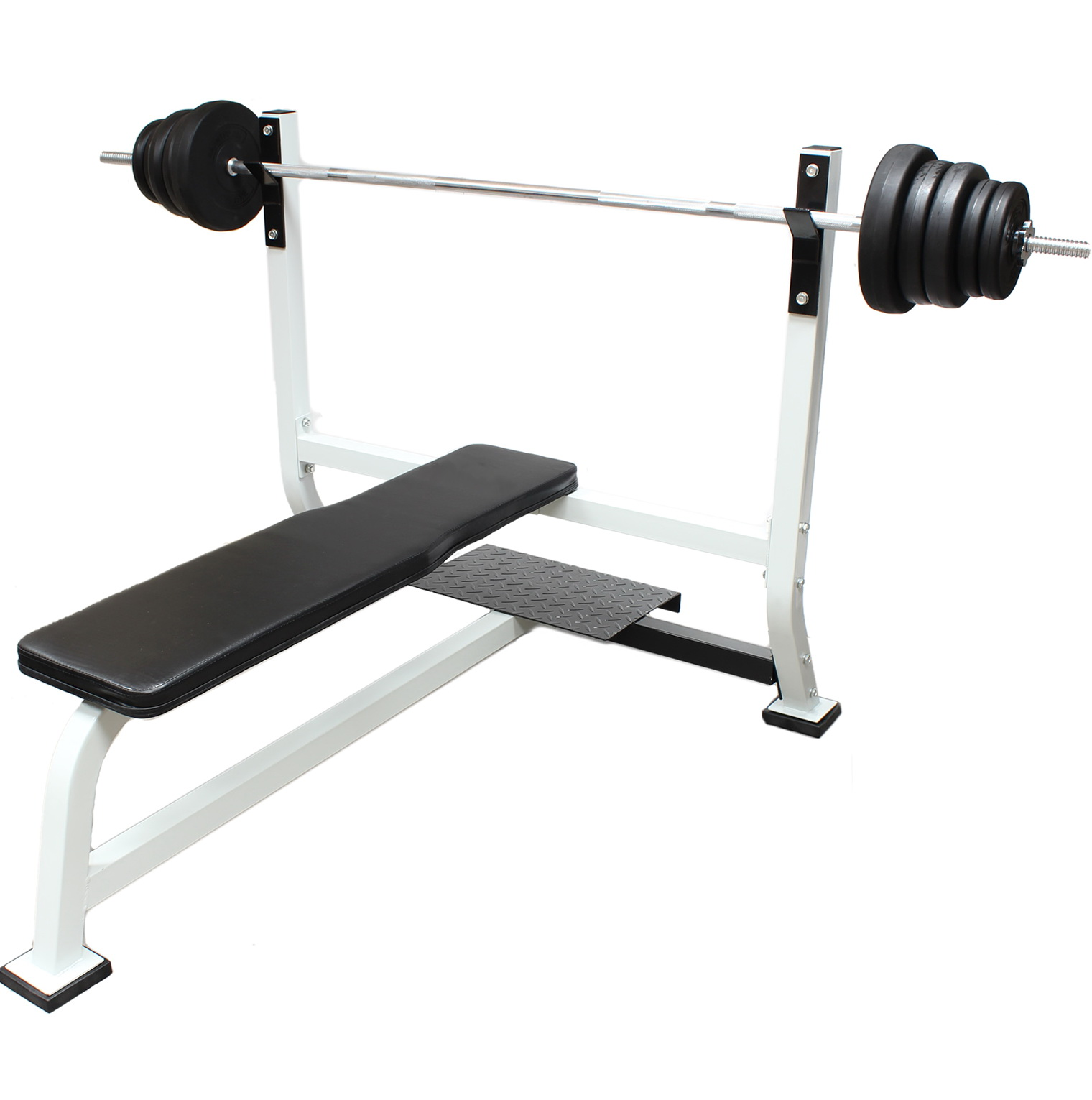 Bench Press Machine Bar Weight