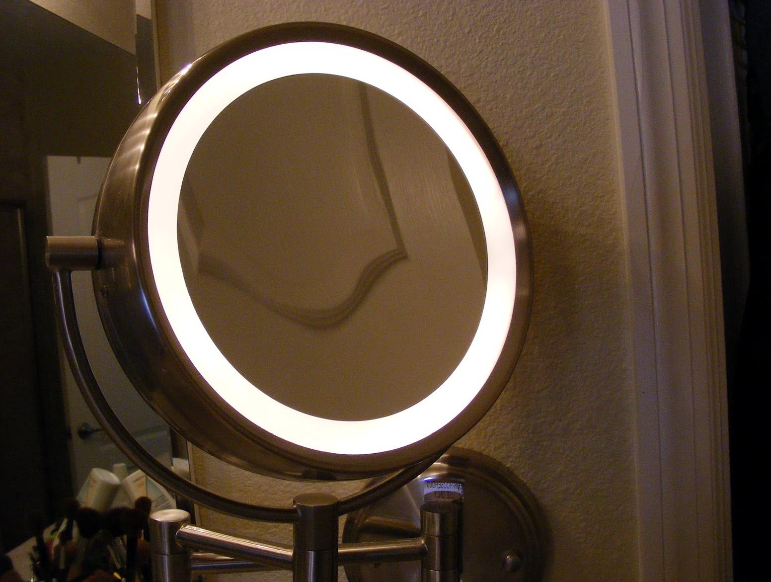 Best Lighted Makeup Mirror 2012