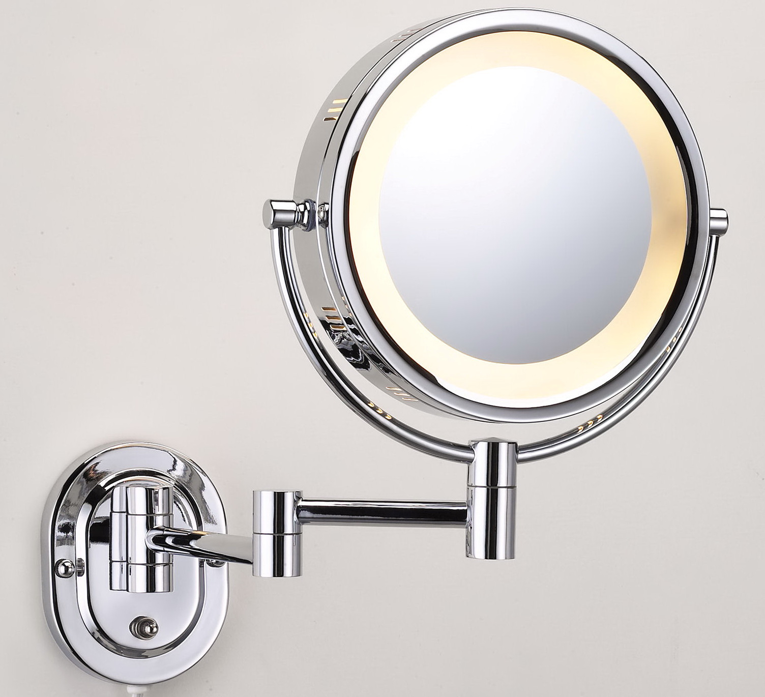 Best Lighted Makeup Mirror Wall Mount