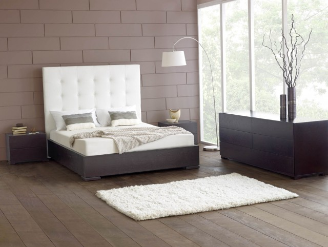 Contemporary Bedroom Side Tables