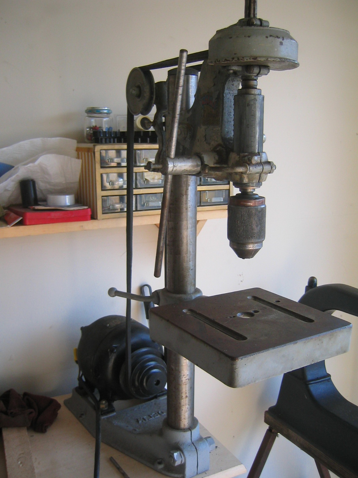 Craftsman Benchtop Drill Press