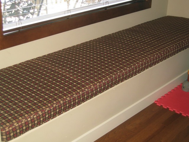 Custom Bench Cushions Calgary