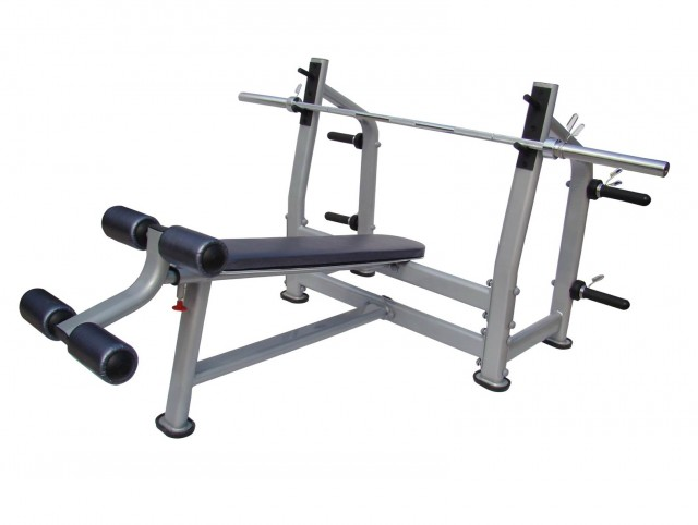 Decline Bench Press Machine