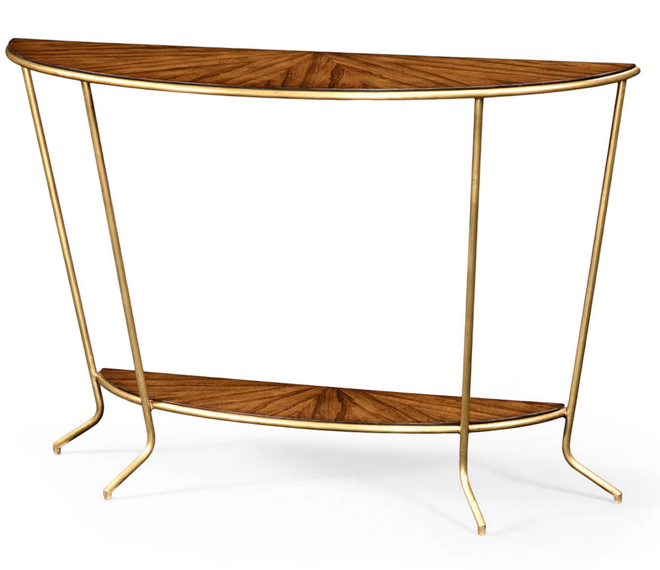 Demilune Console Table Narrow