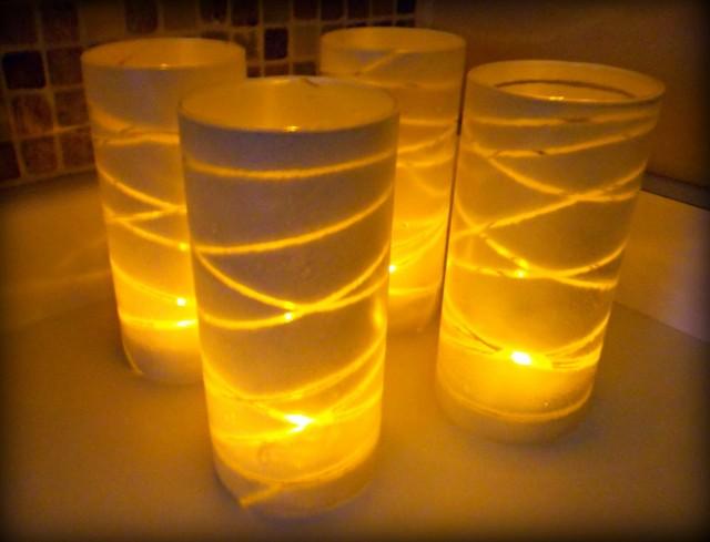 Diy Dollar Store Vases