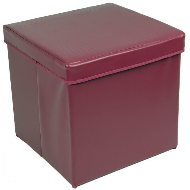 Diy Storage Cube Ottoman