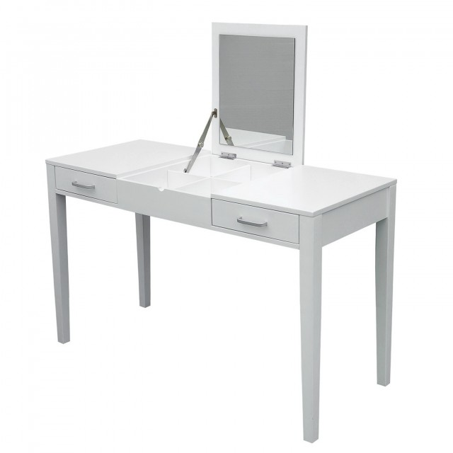 Dressing Table With Mirror Walmart