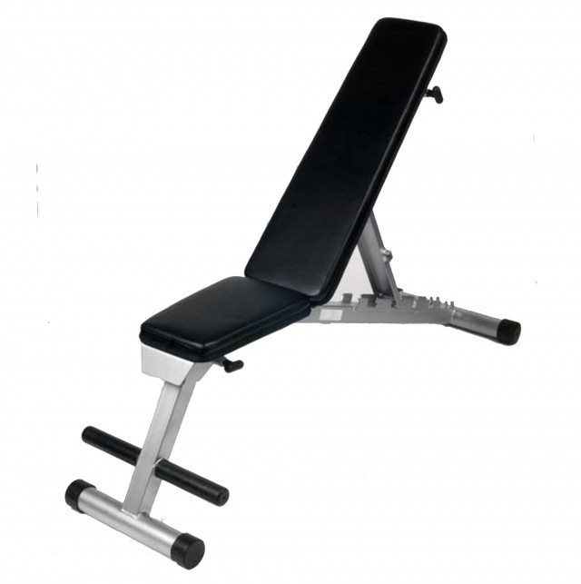 Folding Weight Lifting Bench