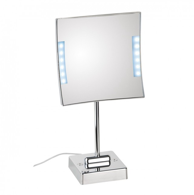 Free Standing Mirrors With Lights