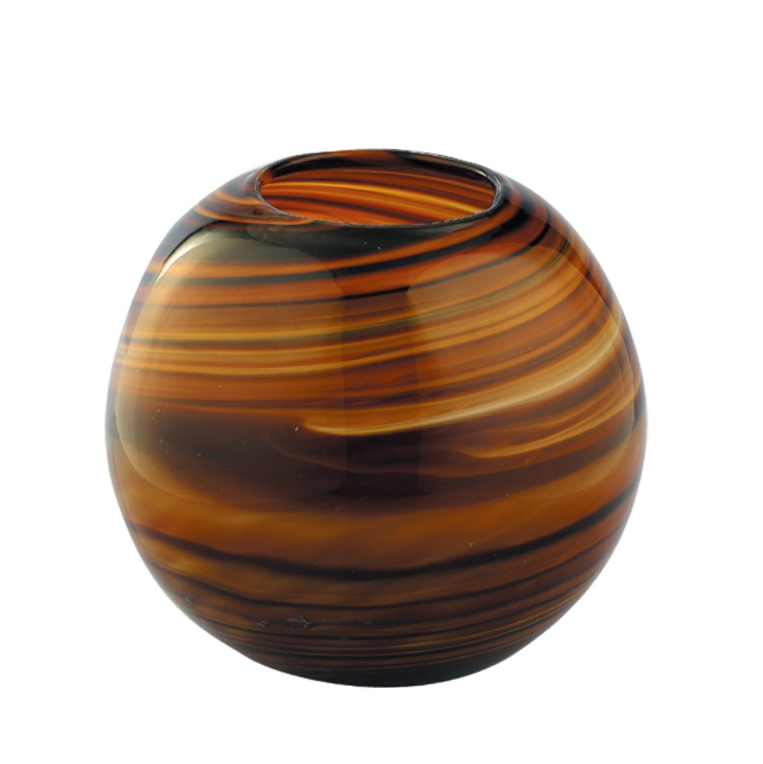 Hand Blown Glass Vases Bowls