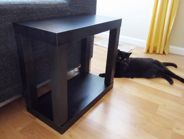 Ikea Lack Side Table Ideas