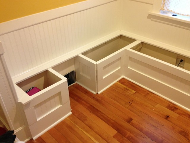 Kitchen Bench Seating Diy