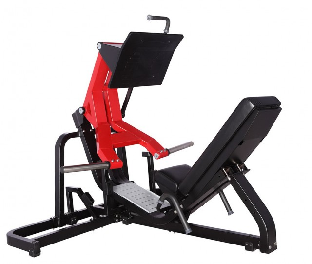 Leverage Bench Press Machine