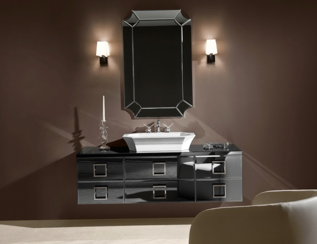 Mirrored Bathroom Vanity Canada