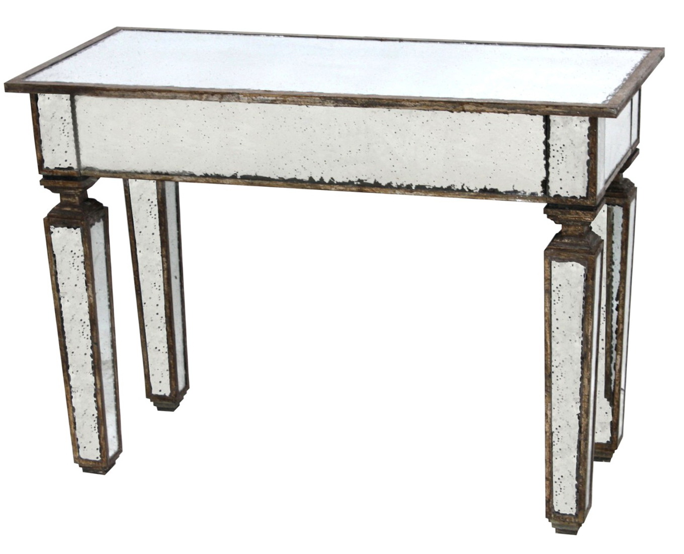 Mirrored Console Table Furniture