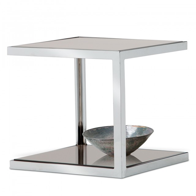 Mirrored End Table Target