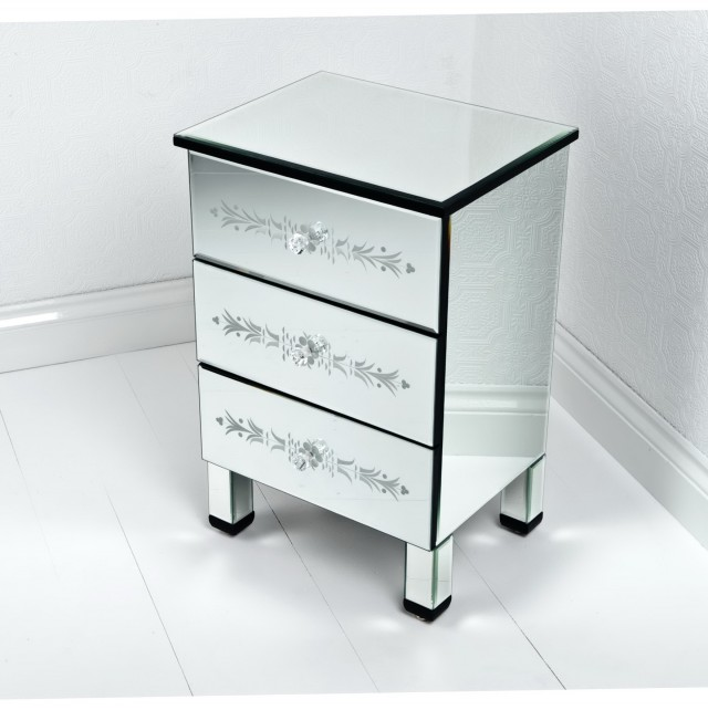 Mirrored End Tables Cheap