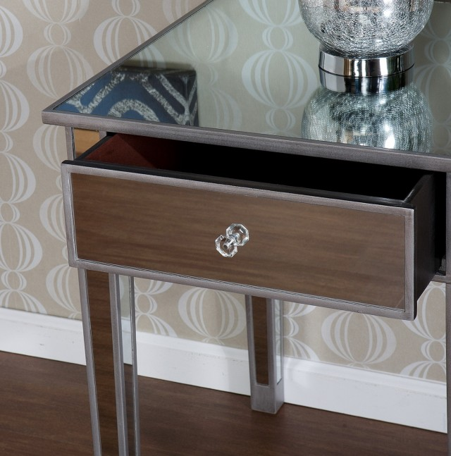 Mirrored Night Stands Pier One