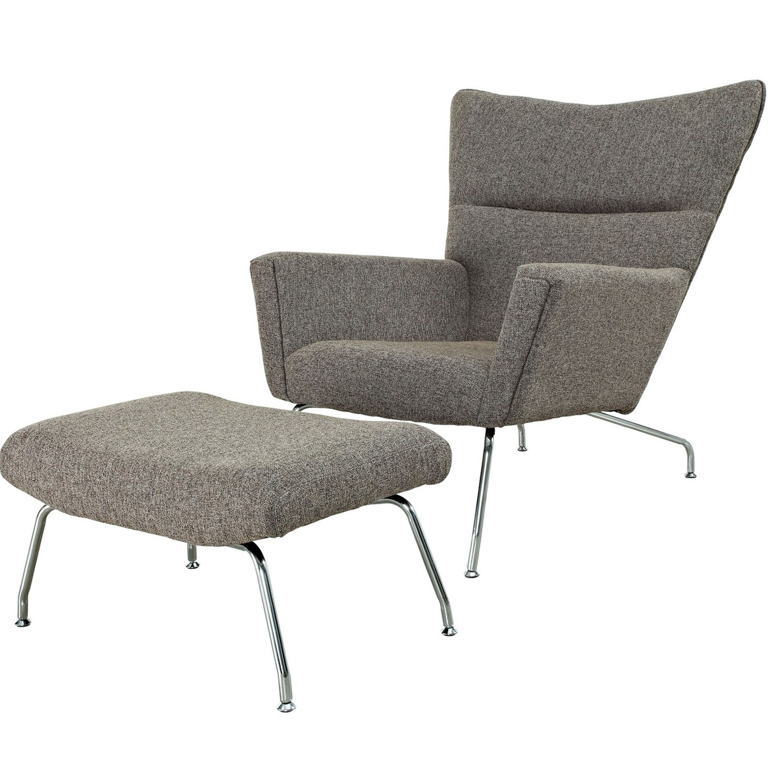 Modern Chairs With Ottomans