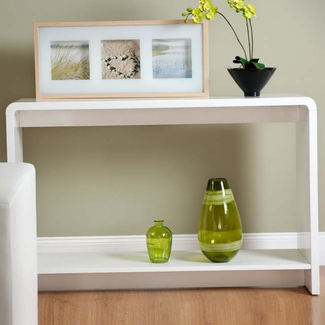Modern Contemporary Console Tables