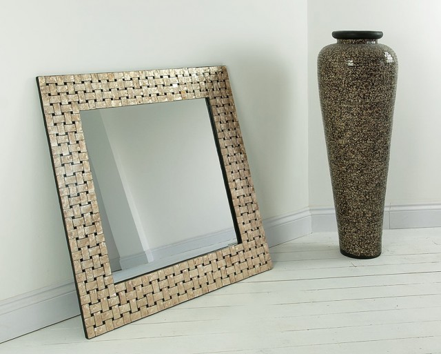 Mother Of Pearl Mirror Lowes