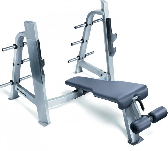 Nautilus Olympic Weight Bench