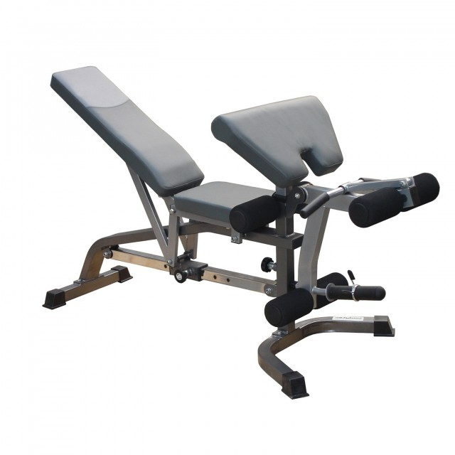 Olympic Bench Press Set With Weights