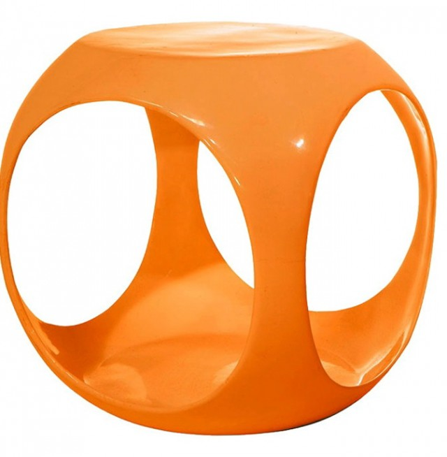 Orange Side Table Target