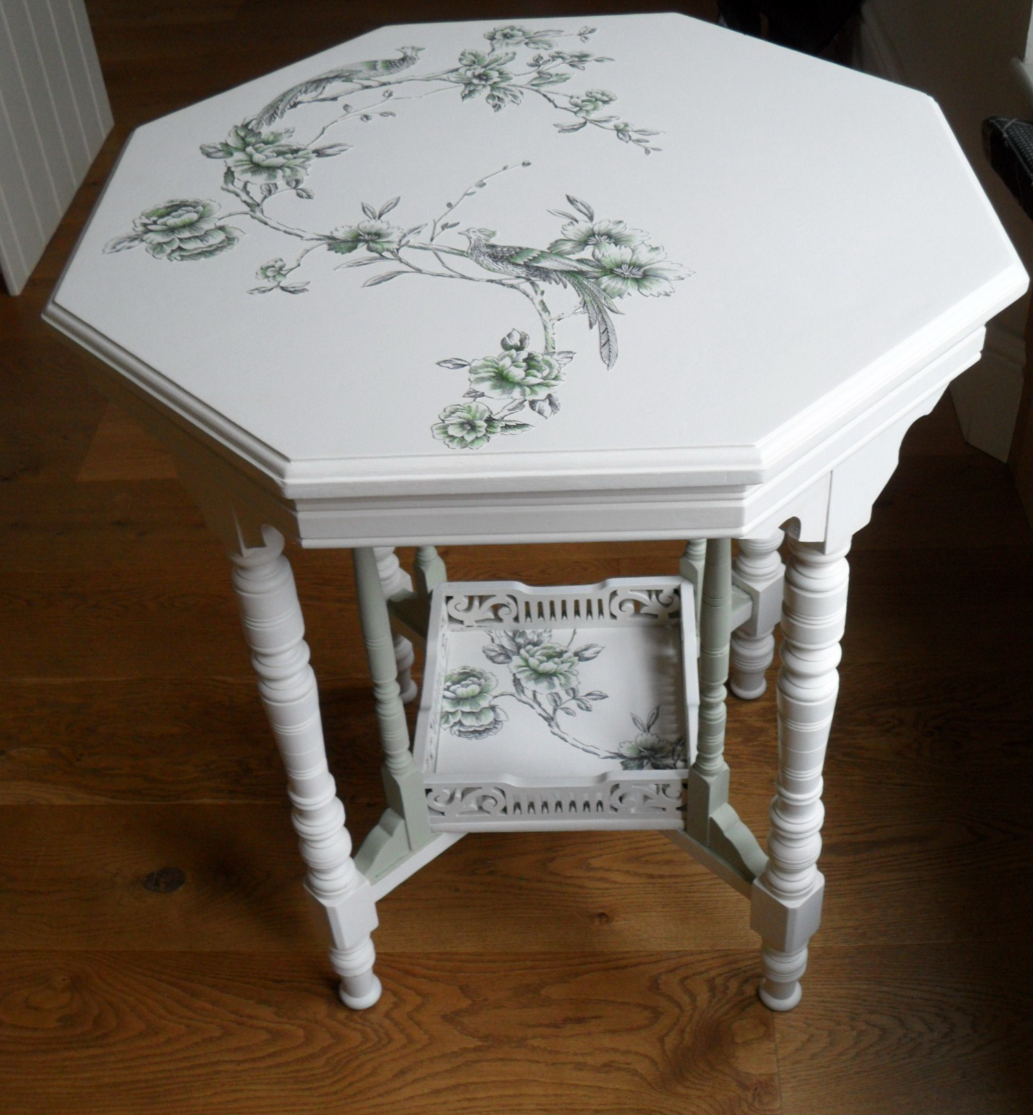Painted Side Table Ideas