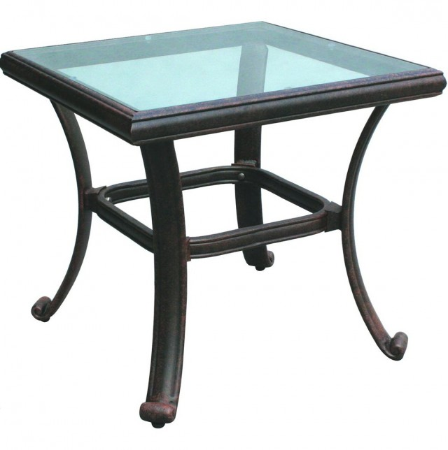 Patio Side Tables Metal