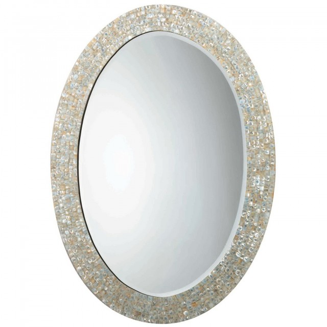 Pier 1 Mother Of Pearl Mirror