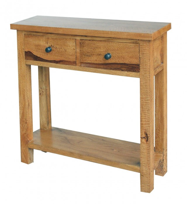 Small Console Table With Drawers