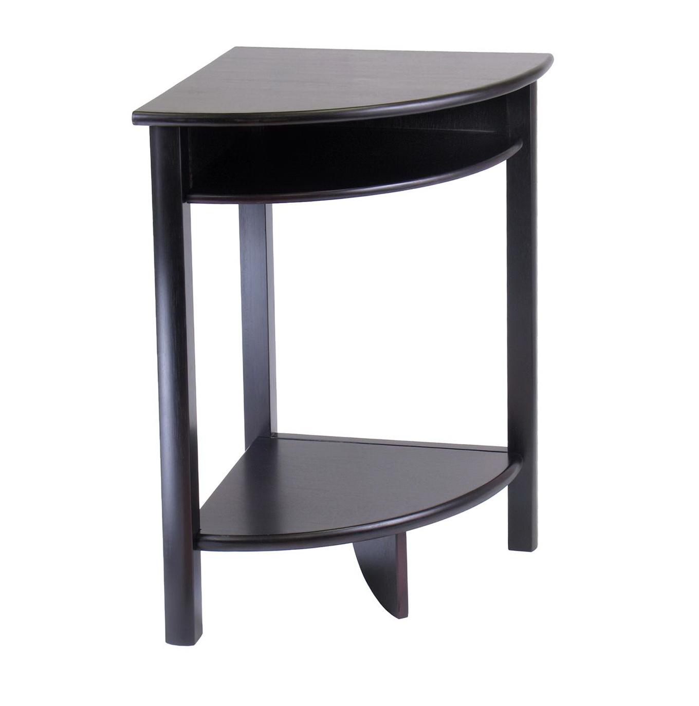 Small Corner Console Table
