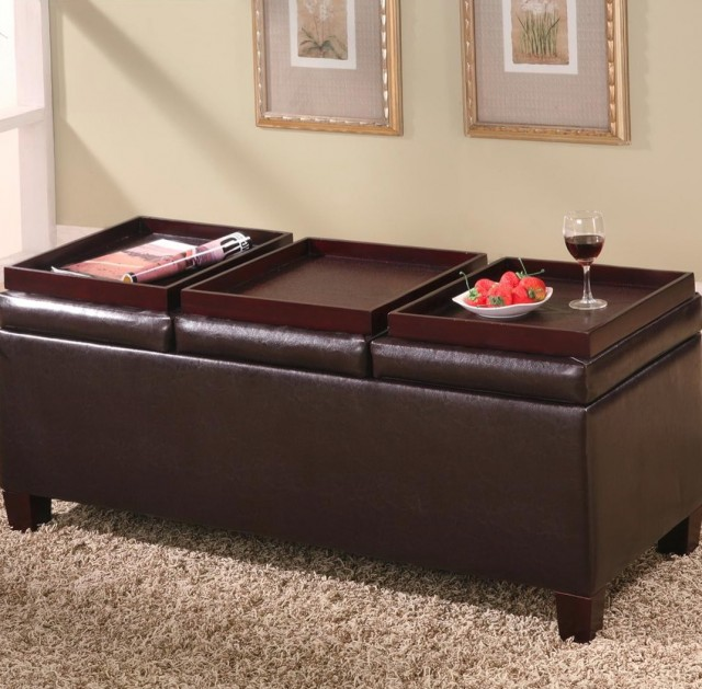 Storage Ottoman Bench Cheap